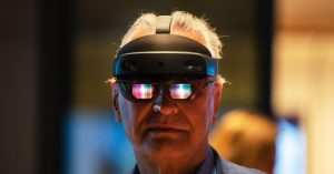 Strap on a HoloLens and Step Into the AR Conference Room