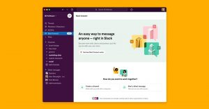 Slack Connect Now Lets You DM Anyone. So Long, Work-Life Balance